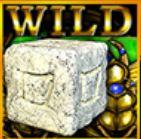 Símbolo Curinga do jogo grátis de cassino online Dice of Ra