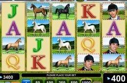 Jogue o jogo caça-níqueis de cassino grátis 50 Horses