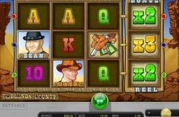 Caça-níqueis grátis online Badlands Bounty