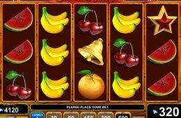 Caça-níqueis online para diversão Caramel Hot