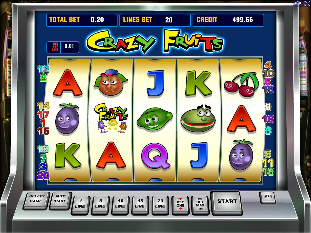 Сеть игровые аппараты crazy fruits игровые автоматы адмирал играть бесплат