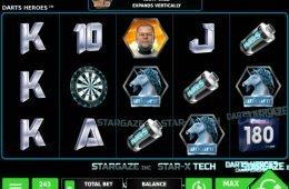 Jogue o caça-níqueis de cassino Darts Heroes
