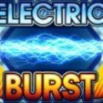 Símbolo curinga do jogo grátis de cassino Electric Burst