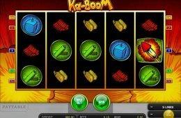 Gire o jogo de cassino online Ka-Boom da Merkur