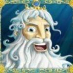 Símbolo curinga do Palace of Poseidon online