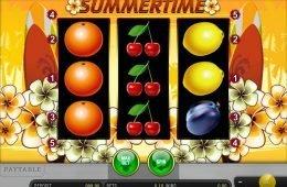 Jogo caça-níqueis de cassino grátis Summertime