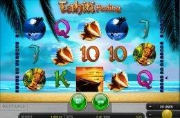 Caça-níqueis de cassino Tahiti Feeling