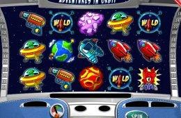 Jogo caça-níqueis online Adventures in Orbit para diversão