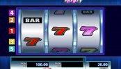 Gire o jogo de cassino online para diversão AfterShock Frenzy