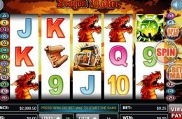 Jogo grátis online sem depósito Dragon Master
