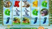 Jogue o jogo caça-níqueis grátis Happy Jungle