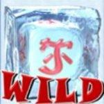 Símbolo Curinga do caça-níqueis grátis online Ice Dice