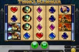 Gire o caça-níqueis grátis Thor´s Hammer