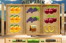 Caça-níqueis sem depósito Wild Jack