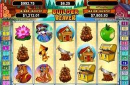 Jogo caça-níqueis de cassino Builder Beaver sem registro