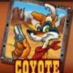 Símbolo curinga do jogo caça-níqueis grátis Coyote Cash