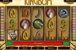 Jogue o caça-níqueis Desert Kingdom online