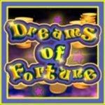 Símbolo curinga - Jogo caça-níqueis online Dreams of Fortune