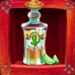 Símbolo disperso do caça-níqueis Tequila Fiesta