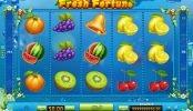Uma foto do jogo caça-níqueis para diversão Fresh Fortune