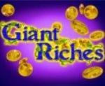 Jogo grátis de cassino Giant Riches - Símbolo Curinga