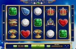 Jogo grátis online Jewels World