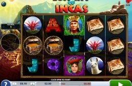 Jogue o caça-níqueis online grátis Lost City of Incas