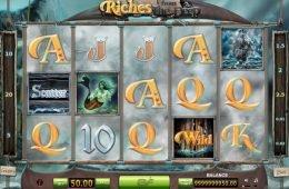 Jogue o caça-níqueis grátis Riches from the Deep