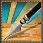 Símbolo Curinga do jogo de cassino Rome Warrior