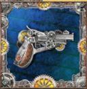 Símbolo curinga do jogo de cassino Steampunk Big City