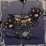 Símbolo de scatter do jogo grátis de cassino Crazy Halloween