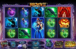 Jogo online grátis Halloween Fortune II