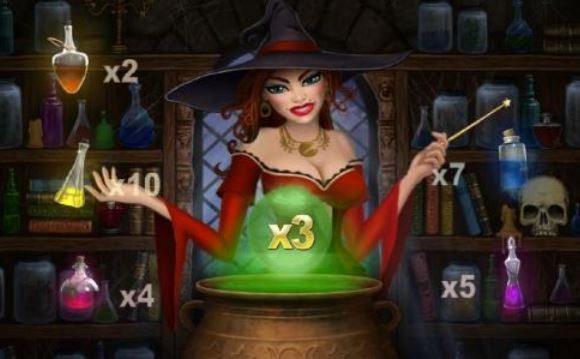 Jogo de bônus do Halloween Fortune - Parte Dois
