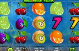 Jogo de caça-níqueis Halloween Fruits da Synot Games