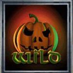 Símbolo de curinga do jogo grátis de casino Halloween Night