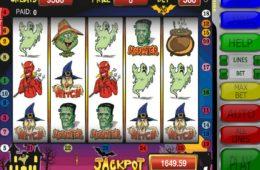 Jogo online Halloween sem depósito da RCT Gaming