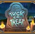 Símbolo scatter do jogo de caça-níqueis de casino Halloween Witch para diversão