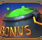 Símbolo de Bônus - Jogo online sem depósito Halloween Witch