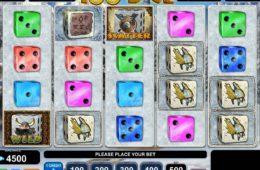 Uma foto do jogo de caça-níqueis 100 Dice