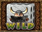 Símbolo scatter do jogo de caça-níqueis online 100 Dice