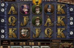 Uma foto do jogo caça-níqueis Baker Street
