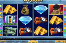 Máquina de caça-níquel de casino online Bank Cracker