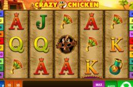 Jogo de caça-níqueis online Crazy Chicken