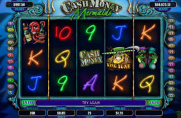 Cash Money Mermaids máquina caça-níqueis para se divertir