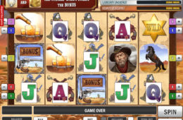Caça-níqueis online Cowboy Treasure apara se divertir online