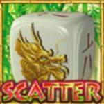 Símbolo scatter do jogo de caça-níqueis online grátis Dragon Spirit