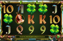 Uma imagem do jogo online Emerald Isle