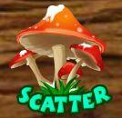 Símbolo scatter do jogo de caça-níqueis online Forest Fever