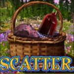 Símbolo scatter do jogo de caça-níqueis online sem depósito Forest Tale