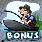 Símbolo de bônus do jogo online gratuito Get a Fish